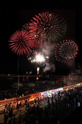 第33回 かどがわ納涼花火大会 / 門川の空と海を約4000発の花火が彩る