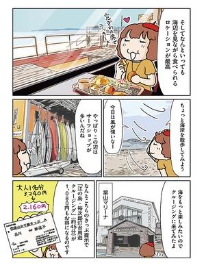 13-003 「YASCORNの0泊3食おひとりさま電車旅」