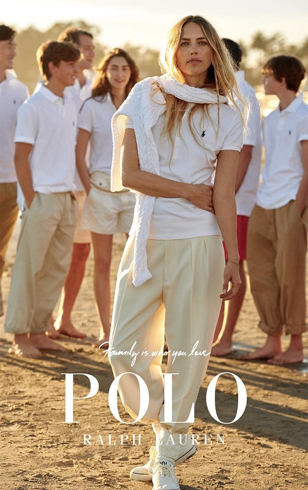 【写真を見る】アイコニックなアメリカンクラシックスに新鮮さと若々しさを取り入れたブランド『ポロ ラルフ ローレン(POLO RALPH LAUREN)』