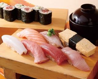 ミシュランガイドに掲載!1貫129円から楽しめる、名古屋の本格的江戸前寿司