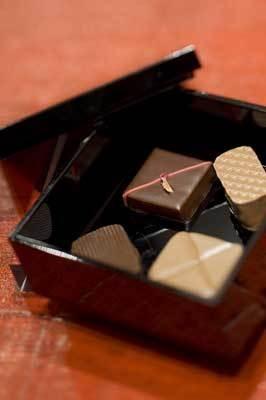 ホテルではバレンタイン限定BOXも販売。Chocolate Box 1470円(4個)※写真はイメージ