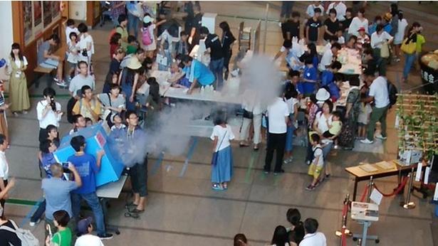 昨年の開催の様子。例年多くの人が訪れる人気イベント