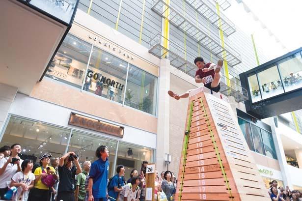 30段跳び箱に挑戦する大会を開催/イオンモール橿原、イオンモールりんくう泉南、イオンモール神戸北、イオンモール和歌山