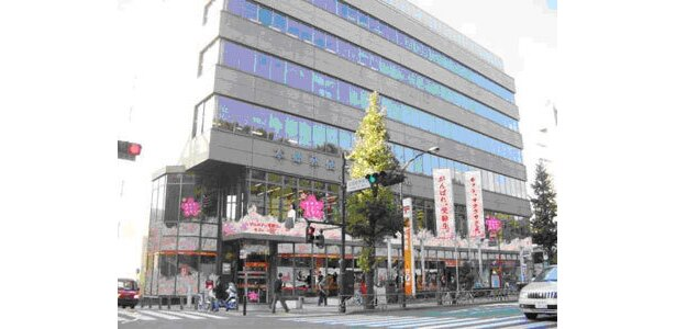 東京大学の正門前に「サクラサク郵便局」が登場(イメージ)