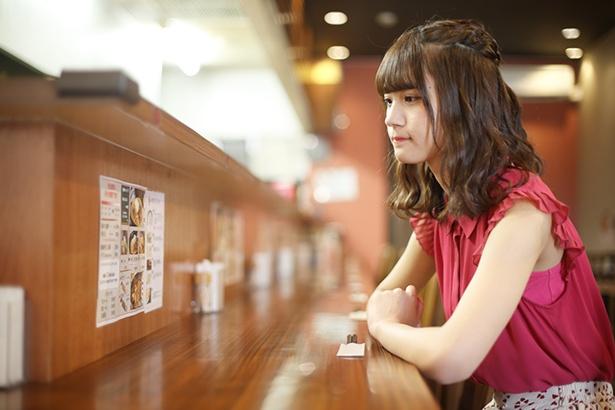 担々麺と土鍋麻婆豆腐(850円)が看板メニュー。「どちらもおいしそうだなぁ…」