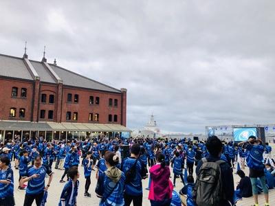 横浜赤レンガ倉庫をメイン会場として初開催
