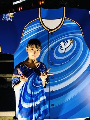 フォトスポットで写真を撮ったり、ジモト横浜でのランニングを満喫!