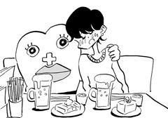 子持ち男性にプロポーズされた「適齢期と生理ちゃん」生理ちゃん(2)【連載】