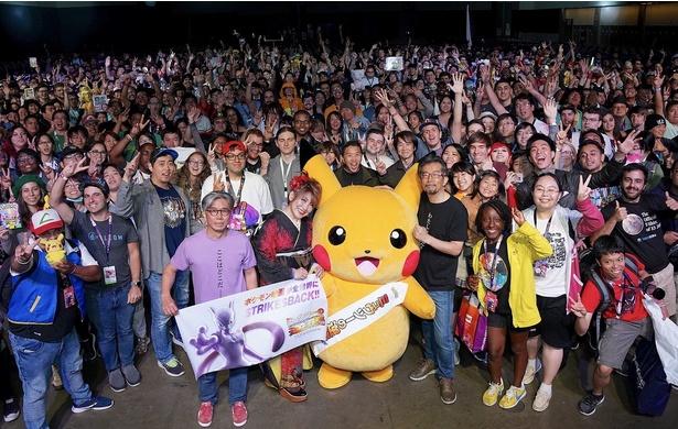 「Anime Expo 2019」で開催されたLAプレミアの様子