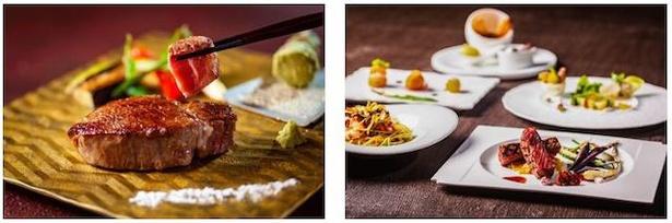 ホテル シギラミラージュ / 「蜃気楼」。宮古島でしか味わえない贅沢な食材を4つの料理スタイルで提供するジャパニーズ・キュイジーヌ・レストラン。