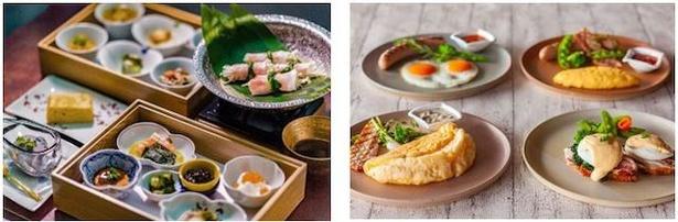 ホテル シギラミラージュ / 「シギラタートルベイ」。宮古島の食材を用いた独創的な地中海料理