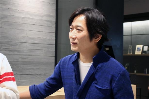 STAR ISLAND総合演出の潤間大仁氏