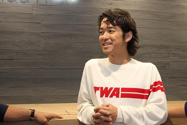 STAR ISLANDのクリエイティブディレクターを務める小橋賢児氏