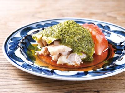 美野島火鍋工場 / 「しびれ鶏」(518円)などアラカルトも多数