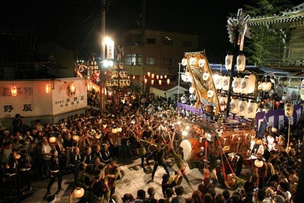 日本一やかましい祭り!三重県桑名市で「石取祭」開催 ウォーカープラス