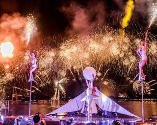 """開催まで残りわずか!毎年注目の花火ショー「STAR ISLAND 2019」今年のテーマは""""宇宙への航海""""!"""