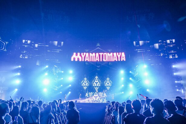 「MUSIC CIRCUS FUKUOKA partner with SoftBank HAWKS」
