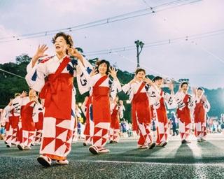 南国の暑い夏に市民が舞い踊る!熊本県熊本市で「第42回火の国まつり」開催