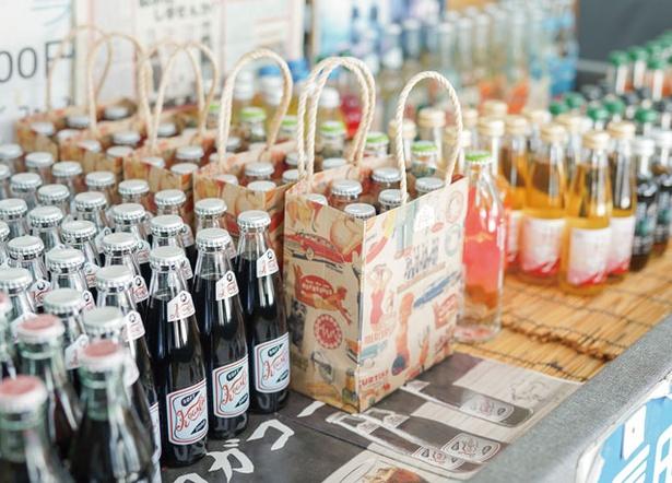 長田鉱泉場 / 九州のご当地ドリンクを販売