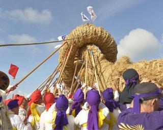 受け継がれた伝統の綱引き!沖縄県与那原町で「与那原大綱曳」開催
