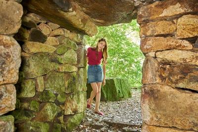 永野の風穴 / 一年中岩の隙間から冷風が吹き出している、天然の冷蔵庫へ行ってみよう