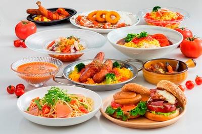 「トマトまつり」では、対象のトマト料理を注文して応募すると抽選でプレゼントが当たるキャンペーンを実施