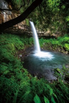 萬城の滝(静岡県伊豆市)