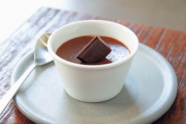 クレーム オ ショコラ(561円)/YARD Coffee&Craft Chocolate