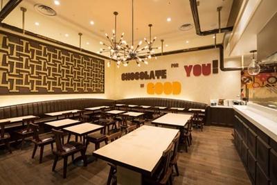 世界で40店以上展開する人気チョコレートバーの関西1号店/MAX BRENNER CHOCOLATE BAR ルクア大阪店