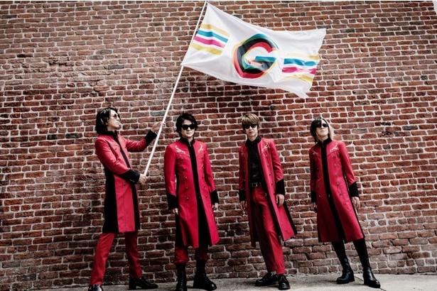 GLAYが書き下ろした新曲「氷の翼」が日本語吹替版主題歌に!