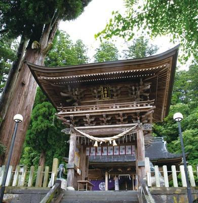 福運三社参り / 一番初めに参拝する「小国両神社」