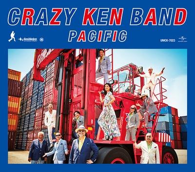 新アルバム「PACIFIC」【初回限定版】UMCK-7023 CD+DVD 価格:3,800円+税