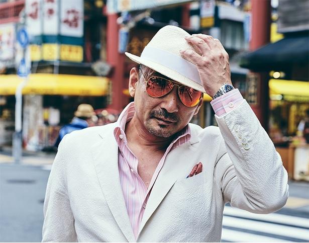 【写真を見る】ニューアルバム「PACIFIC」には横浜中華街を舞台にした曲「クレイジーの中華街⼤作  戦︕」も収録