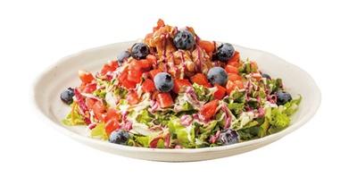 やまぼうし / シシリアンライス(850円)は、野菜が140g入り、ヘルシーで食べ応え十分