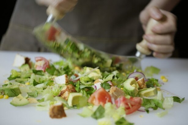 コンセプトは「健康的で美味しく新鮮な食をお届けすること」
