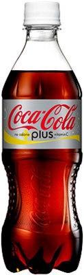 """毎日の生活にちょっとした""""plus""""を「コカ・コーラ プラス」500ml(147円)"""