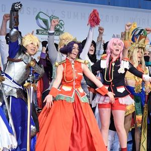 世界中のコスプレイヤーが東京に集結!「世界コスプレサミット2019 in TOKYO」がいよいよ開幕