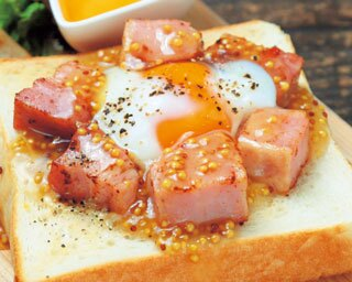パンとの相性は説明不要!半熟卵のガッツリ系トーストの店3選