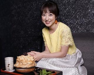 「廚 otona くろぎ」の進化系かき氷 !川田裕美の東京あんこ巡り