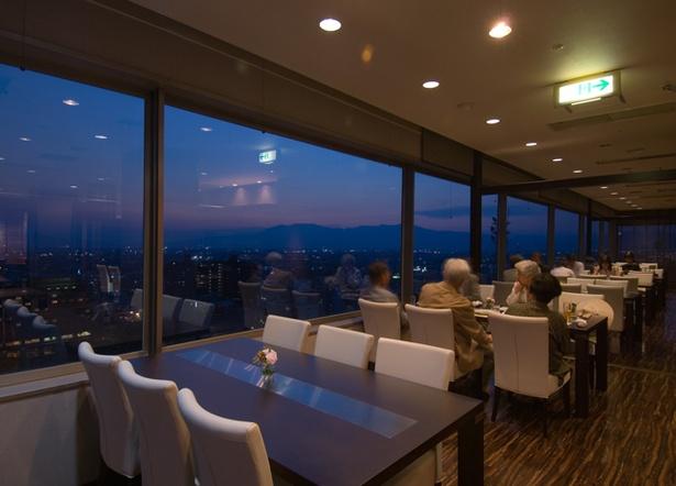 さがんれすとらん志乃 県庁店 / 佐賀の夜景と食事を楽しもう