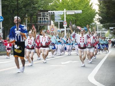 名古屋を代表する祭り「第68回 広小路夏まつり」は、2日間で50万人以上の人が訪れる