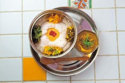 冷製ネパネバ丼(1100円)/Spice Curry 43