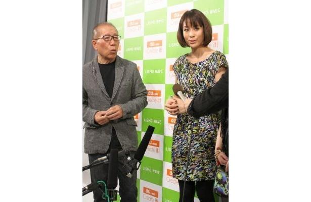 地元の広島弁を使った放送もやってみたいと話す小林克也さん