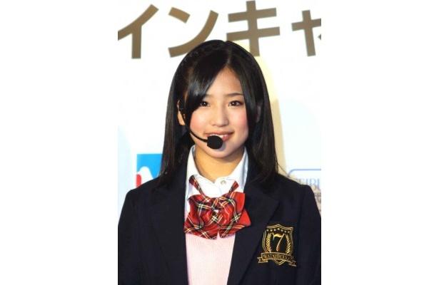 「(バレンタインは)メンバーにサプライズしたい」と話す仲川遥香