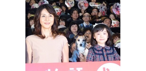6エピソードの1つに人気子役の芦田愛菜も出演