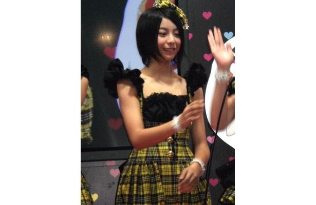 「ブリティッシュなファッションが好み」と田中美麗