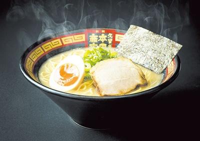拉麺 久留米 本田商店(久留米市) / 久留米ラーメン