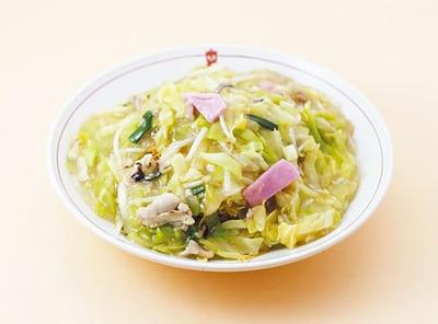 寶來軒(ほうらいけん・長崎市) / 皿うどん(細麺)