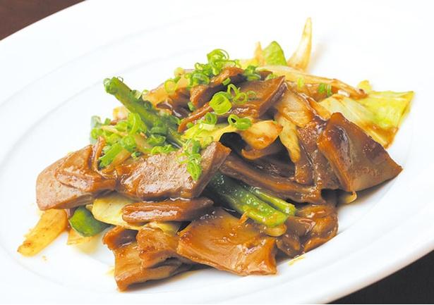 菅乃屋(熊本市) / 馬かぁホルモン焼き