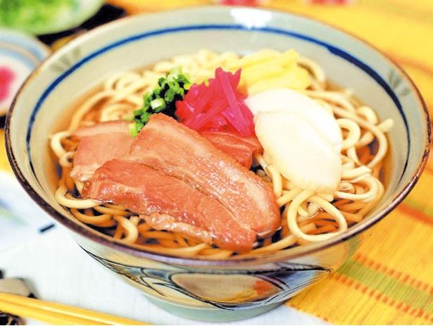 サン食品(糸満市) / 沖縄そば